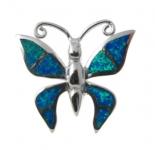 BFOP34 Butterfly Pendant