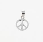 CM18 Peace sign charm