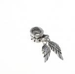 CM21 Angel wing charm