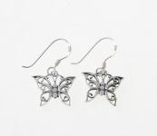 E1 Butterfly Earrings