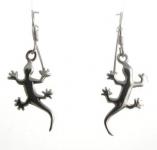 E11 Gecko Earrings