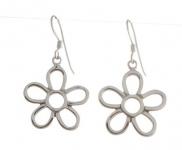E114 Flower Earrings