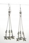 E116 Star Earrings