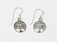 E166 Tree of Life Earrings