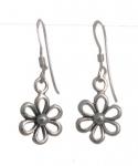 E45 Flower earrings