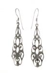 E52 Ornate earrings