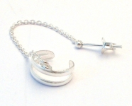 EC15 Sterling Silver Ear Cuff