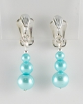 Pearl Clip-on earrings 2