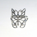 R13 Butterfly ring